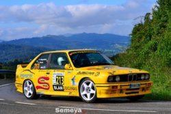 Magariños se impone en la sexta edición del Gr.A  Rallye Legend
