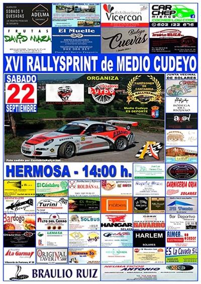 Cartel RS Medio Cudeyo