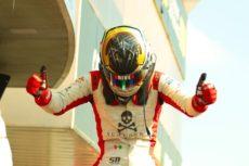 Victoria y liderato de Javier González en la Fórmula 4 española