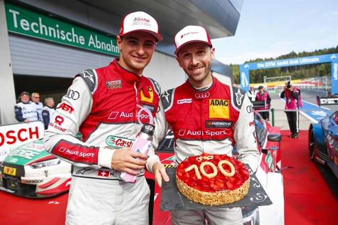 dtm rene rast spielberg 100 victorias 2018 2309
