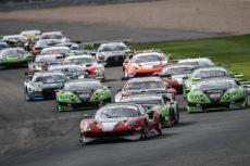 Serra-Cioci con Ferrari Luzich Racing, resisten hasta conquistar la segunda victoria