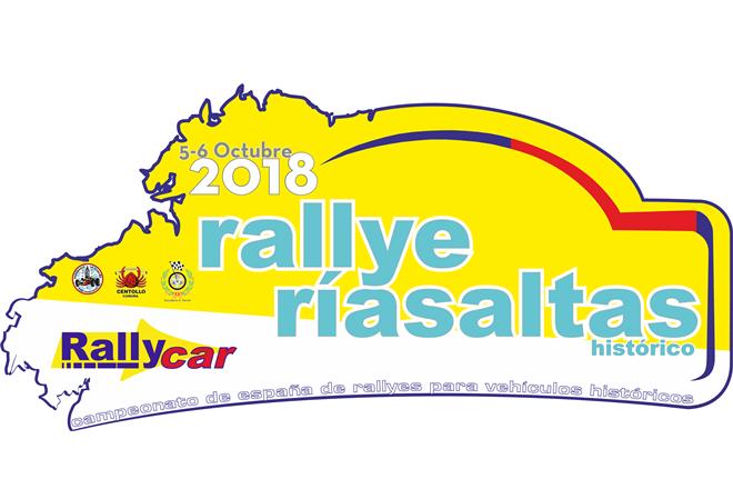 placa rallye rias altas 2018