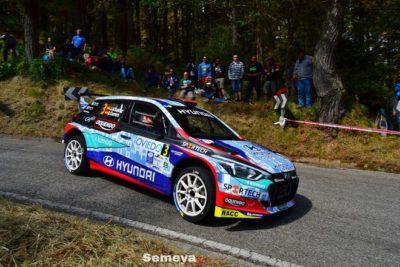 El Rallye Princesa de Asturias se celebrará el 24 de octubre