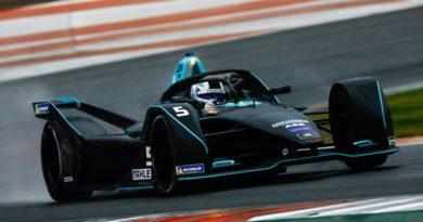 Dani Juncadella HWA-RACELAB_ValenciaTest
