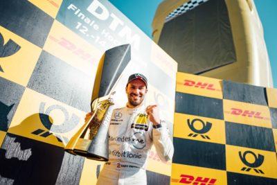 A pesar de dos nuevas victorias de Rast, Paffett logra su segundo título del DTM