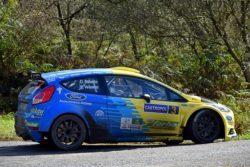 Palacio y Velasco vencedores en el XIII Rallysprint Castropol