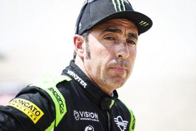 Nani Roma con Bahrain Raid Xtreme en el Dakar 2021