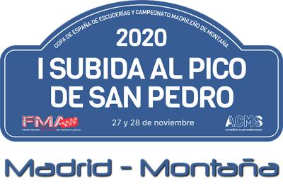 Campeonatos de Montaña Nacionales e Internacionales (FIA European Hillclimb, Berg Cup, BHC, CIVM, CFM...) - Página 38 Subida-pico-san-pedro-2020-placa-400x267