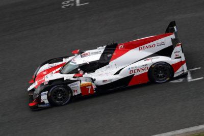 Conway, Kobayashi y López recortan distancias en Fuji
