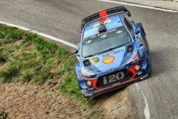 Suspendido el Rallye de Cataluña, que este año era puntuable para el Campeonato de España