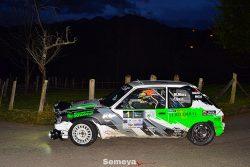 Aplastante victoria de Mora en el IV Rallye Picos de Europa