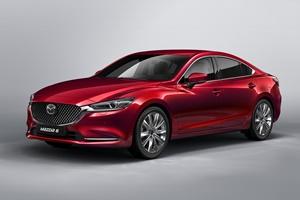 Mazda6 Sedan 2018