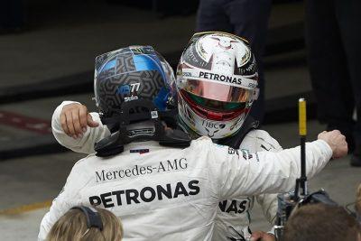 Mercedes-AMG logra también el Título de Constructores