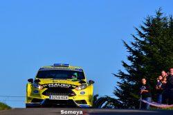 Victoria y Título para Óscar Palacio en el Rallysprint Carreño
