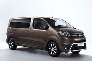 Toyota Proace Verso Media 2016