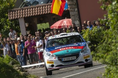 RaceSeven peugeot rally cup 2018