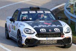Rallye CAMRACE monarri abarth 124 2018