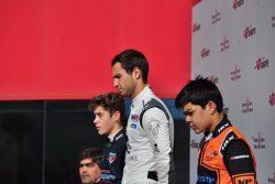 podio f4 los arcos