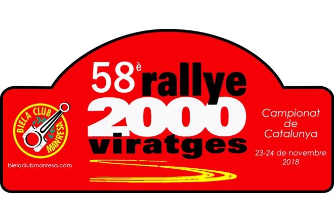 rallye 2000 virajes 2018 placa