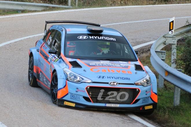 rallye CAM RACE Madrid Ares hyundai i20 r5