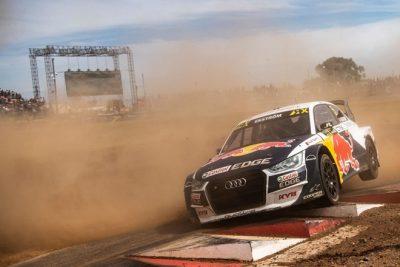 Mattias Ekström Subcampeón del Mundo de Rallycross con Audi EKS