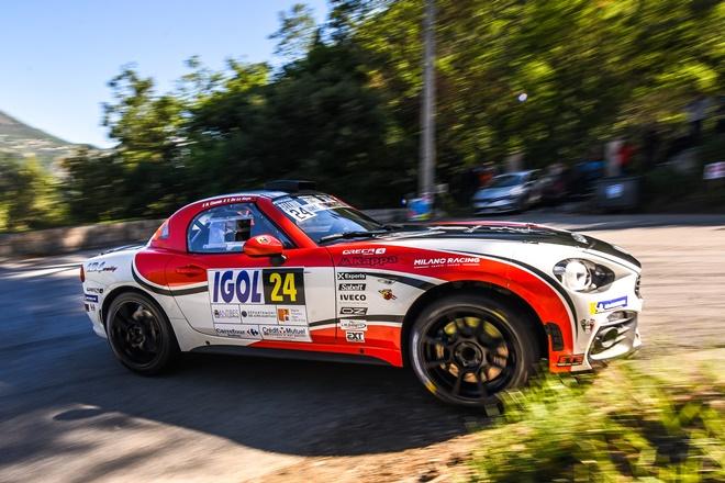 Abarth 124 Rallye Cup Ciamin 1312