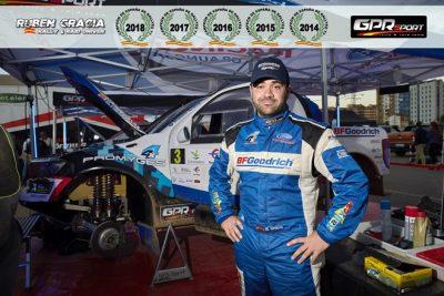 Rubén Gracia logra el Título 2017 tras la resolución de la clasificación pendiente del Rallye de Cuenca