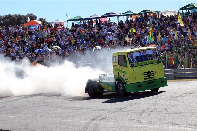 carreras camiones camiongp valencia 2019