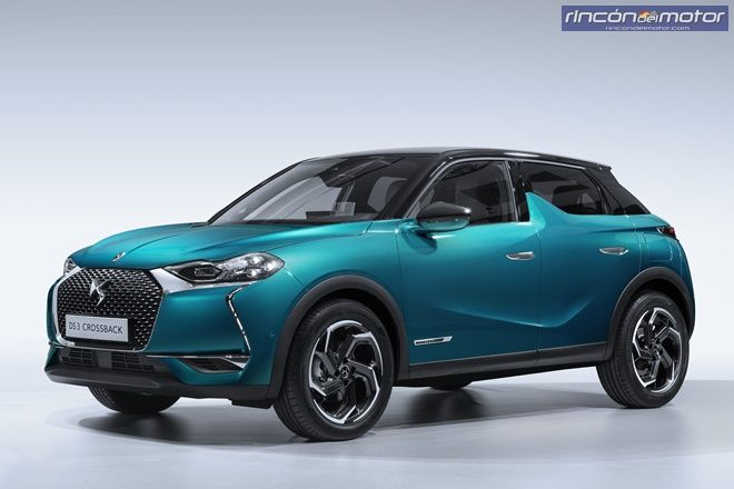 ds crossback 2018