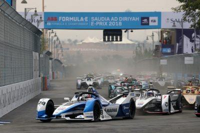 Félix Da Costa logra la primera victoria en la nueva Fórmula E