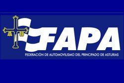 Pre Calendario 2019 de la Federación Asturiana de Automovilismo