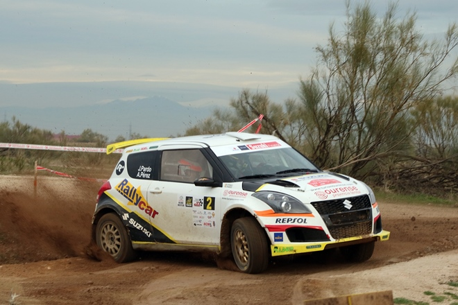 Javier Pardo Suzuki Swift N5