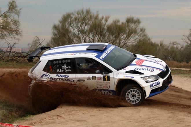 CERT: 2º Rallye de Tierra de Madrid [29-30 Noviembre] Rallye-cert-madrid-pons-fabia-r5