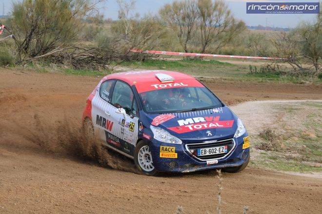 rallye tierra madrid- Jan Solans