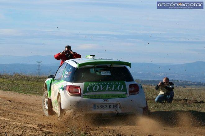 JP Castro DS3 R5 - Rallye Madrid CERT