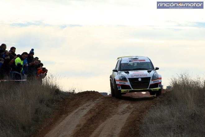 rallye tierra madrid pardo swift n5