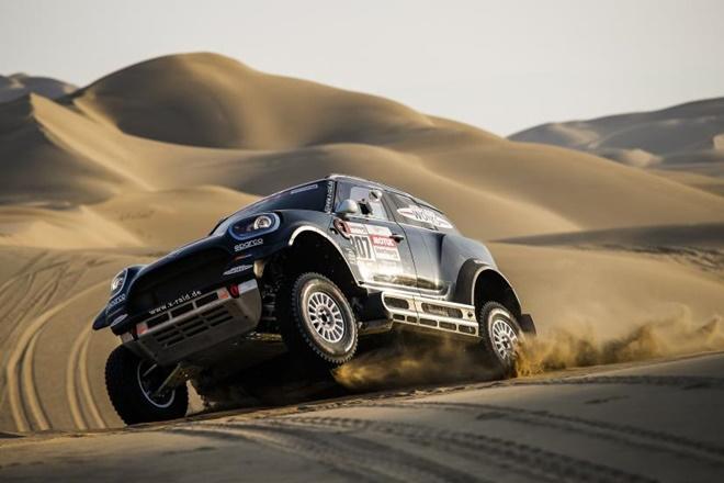 Dakar19 roma mini 1101