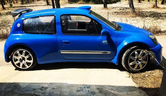 Renault Clio Sport Rallye