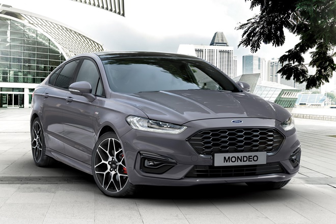 ford mondeo 2019 ficha
