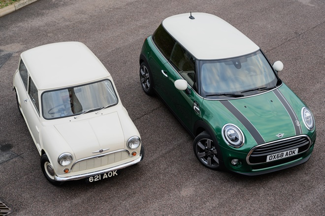 mini 3 puertas 60 years edition 2019-1