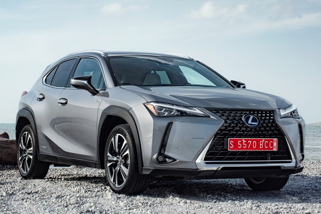 Lexus UX 2019 ficha