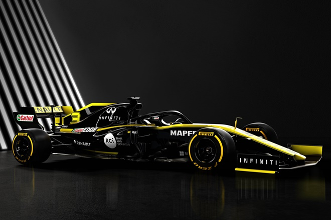 Renault RS19 f1 1