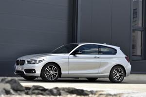 BMW Serie 1 3 puertas ficha