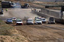 autocross alcañiz 19 Salida Turismos