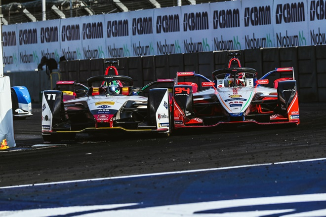 Formula E Mexico City E-Prix 2019