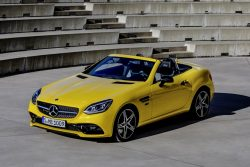 mercedes slc final edition 2019