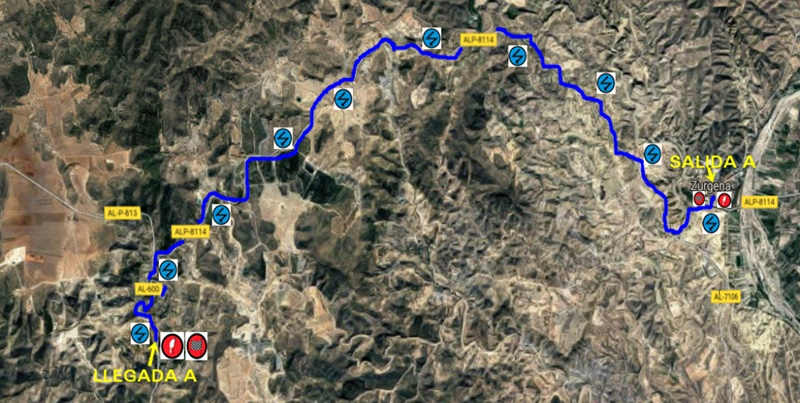rallycrono zurgena 2019 tramo