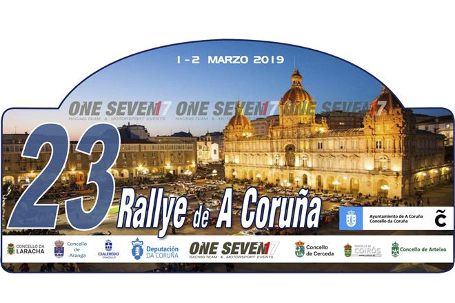 rallye coruna 2019 placa