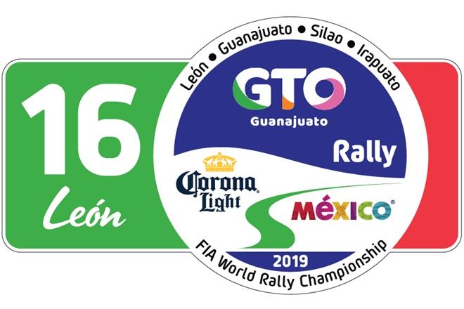 rallye mejico 2019 placa