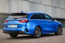 Kia Ceed Sportwagon 2019-